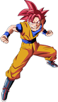 render de goku ssj god   dbz battle of gods by triigun-d7ku4wh