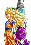 goku bills e whis render by rahelwilliam-d5vytb7