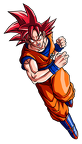 goku ssj god by hsvhrt-d67il8e