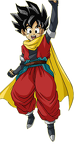 hero from dbzheroes ultiamte mission by dbzartcostom