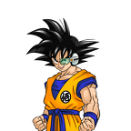 goku pose 2   ginuy   dragon ball online   by majingoku77-d60e0bj