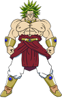 broly by dnd 21 dream-d2zscb4