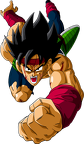 Render Dragon Ball Z Bardock