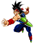 render de bardock by bygokuedition-d76bks7