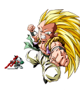 dragon ball z gotenks render