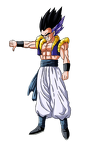 Gotenks at end of DBZ by Gothax
