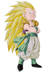 gotenks render extraction png by tatty bojangles-d57b6za