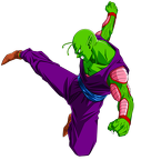 Piccolo vs Android 17 - DBZ Androids & Cell Saga
