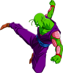 Render Dragon Ball Z piccolo