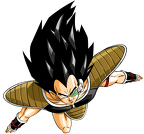 vectorscan 048   raditz 001 by vicdbz