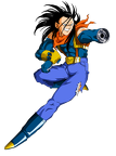 Super Android 17 - DBGT Super Android 17 Saga