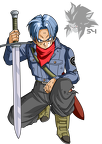 future trunks dragon ball super by mad 54-dab8nry