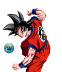render de goku by crix2013-d6xh9sf