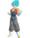 super saiyan god super saiyan vegetto by ruga rell-d9gkxpo