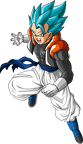 super saiyan blue gogeta  dragonball super  by rayzorblade189-d9xo5g7