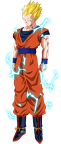 gohan ssj 2    universe survival by naironkr-db12oga
