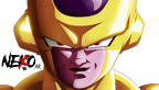 golden frieza  3 by nekoar-dbd3tar