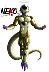 perfect golden frieza by nekoar-dbd9olj