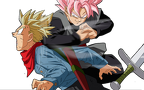 goku black vs trunks   dragon ball super  by azer0xhd-dbg3arv
