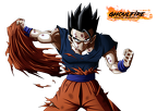 gohan definitivo render by ghoulfire-dbkng4o