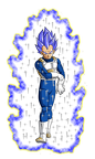 vegeta ultra instinct ssj god blue  aura  by gokuxdxdxdz-dc06g5q