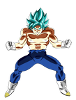 kakarotto ssj blue by xzerotony-dc814vt