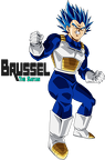 super vegeta blue by brusselthesaiyan-dc0n4r7