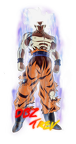 hey look its another ultra instinct  by dbztrev-dc4vfre