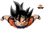 goku by lucario strike-db6fjm9