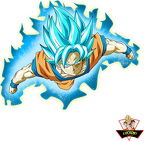 goku ssgss blue by lucario strike-db6ket0