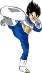 vegeta  base form alt color  by brusselthesaiyan-daz6v2d