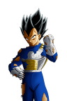 vegeta ultra instint by lucario strike-dc402xm