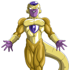 Golden frieza dragonball heroes by rayzorblade189-d8ulie9