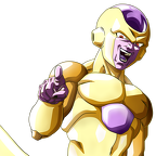 Render Golden Freeza DBS