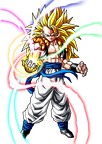 gogeta ssj3 color final