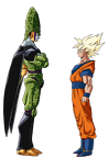 goku cell color